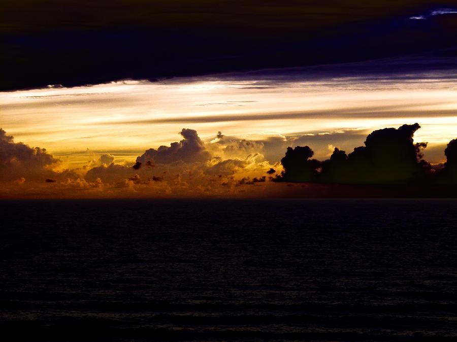 Ocean Seascape Photograph