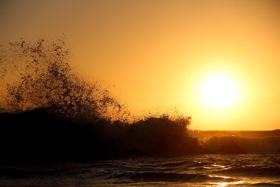 Ocean Spray Photograph