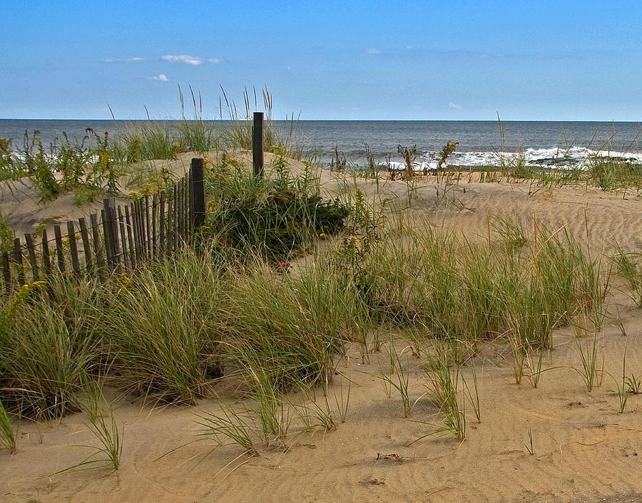 Ocean View Photograph