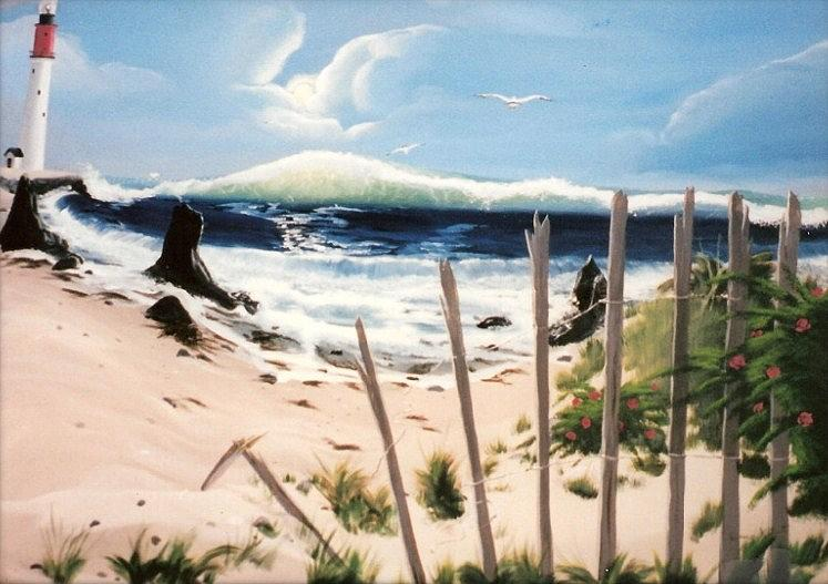 Oceans Breez Painting