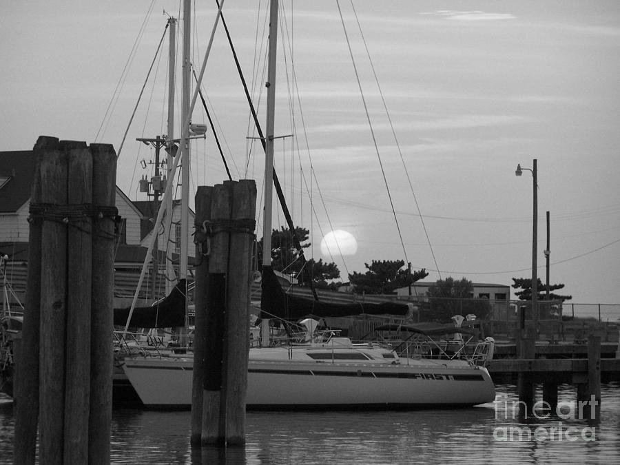 Ocracoke Sunset  Photograph