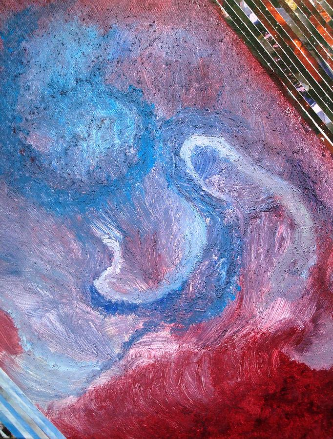 Ode To The Universe Painting  - Ode To The Universe Fine Art Print