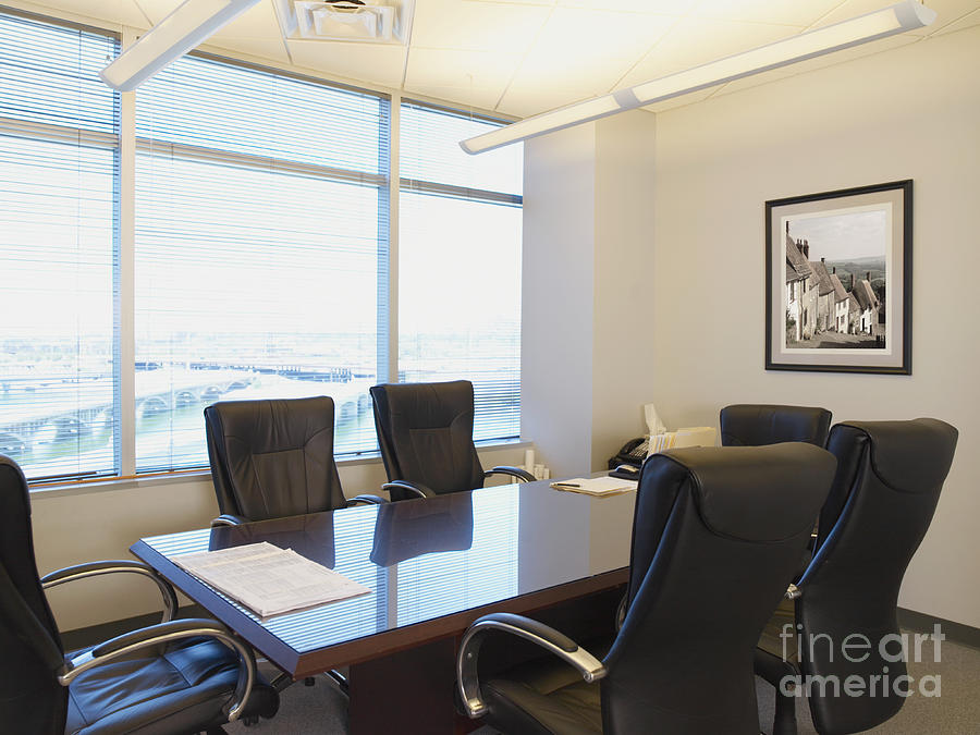 Office Meeting Room Photograph