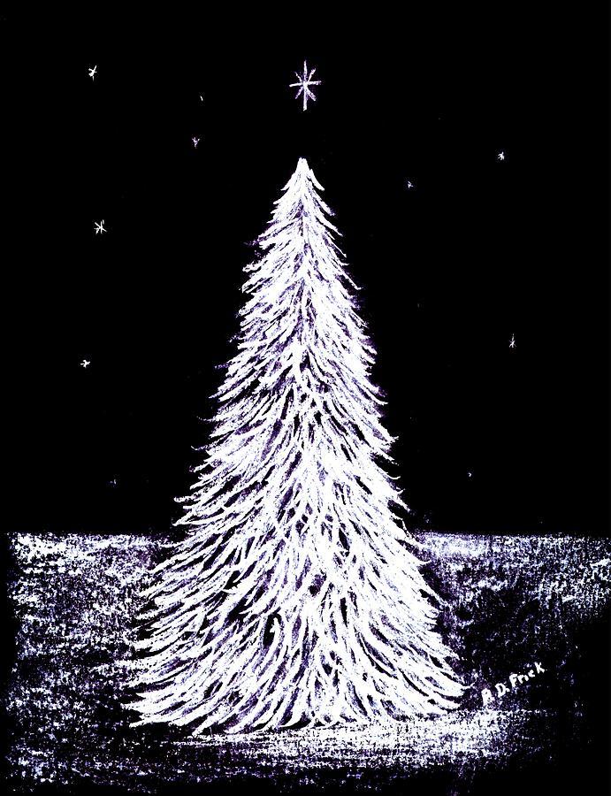 Oh Christmas Tree Pastel
