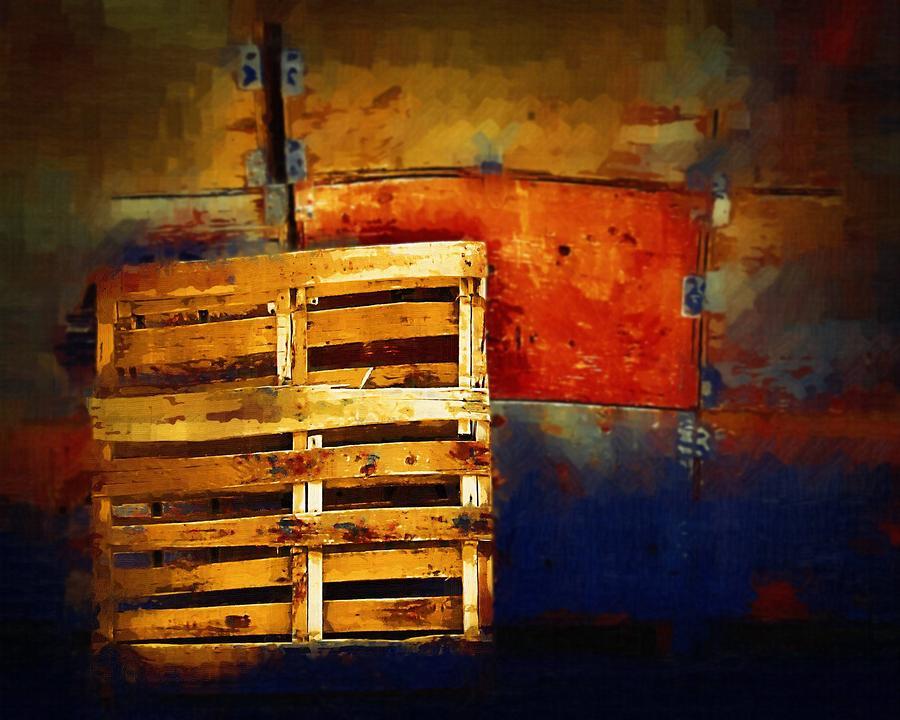 Okanagan Pallet Photograph