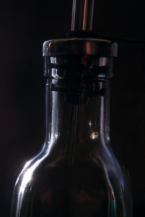 Old Bottle Photograph
