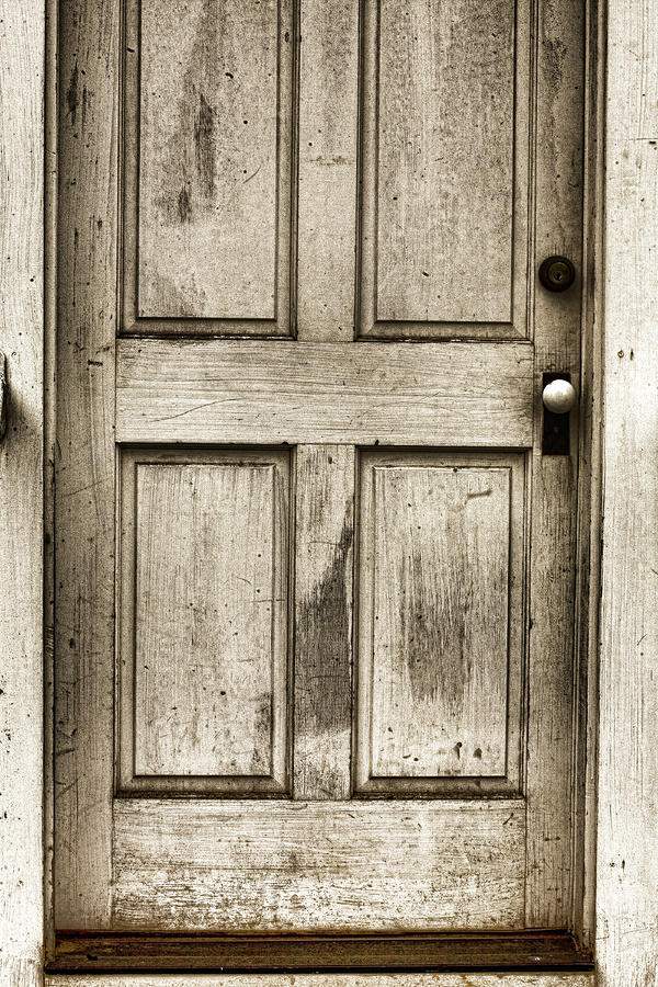 Old Church Door Photograph  - Old Church Door Fine Art Print