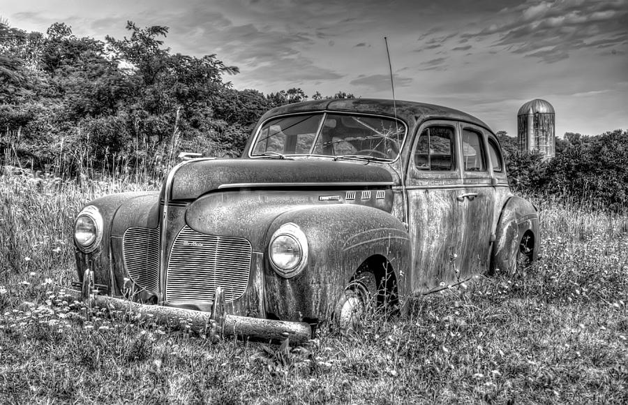 Old Desoto Photograph