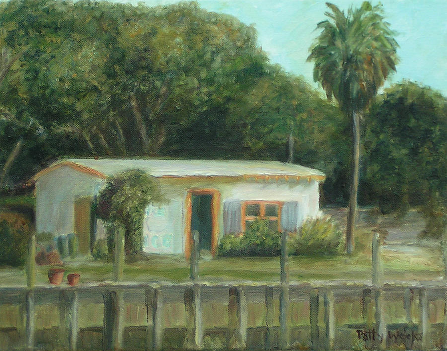 Old florida fish camp and marina by patty weeks for Fish camps for sale in florida