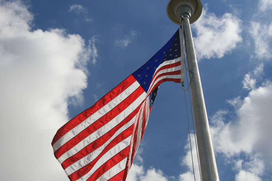 Old Glory 1 Photograph