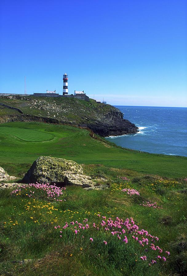 Old Head Of Kinsale Lighthouse Photograph