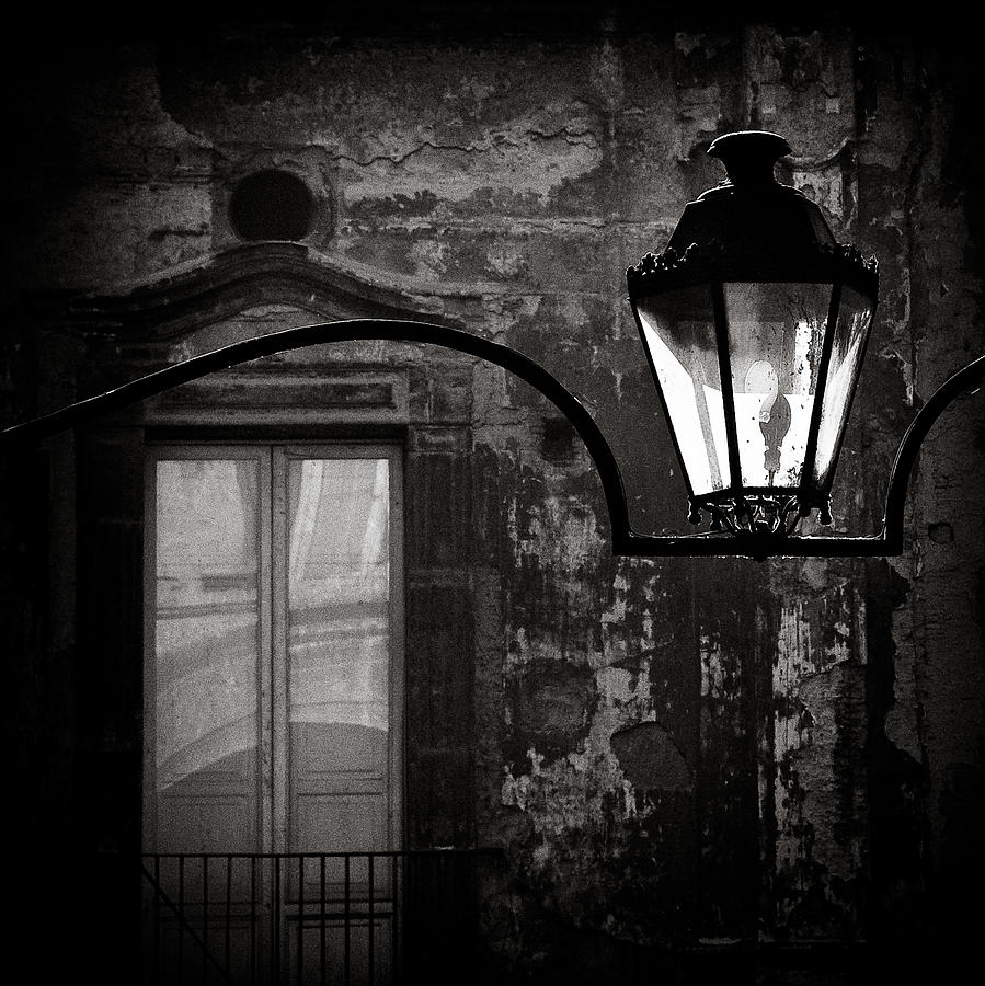Old Lamp Photograph