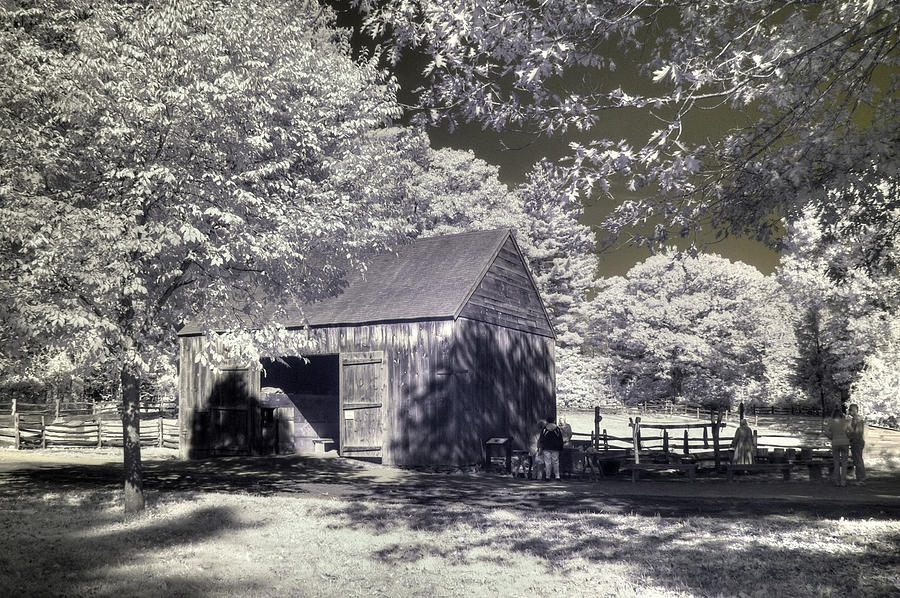 Old Mill Photograph