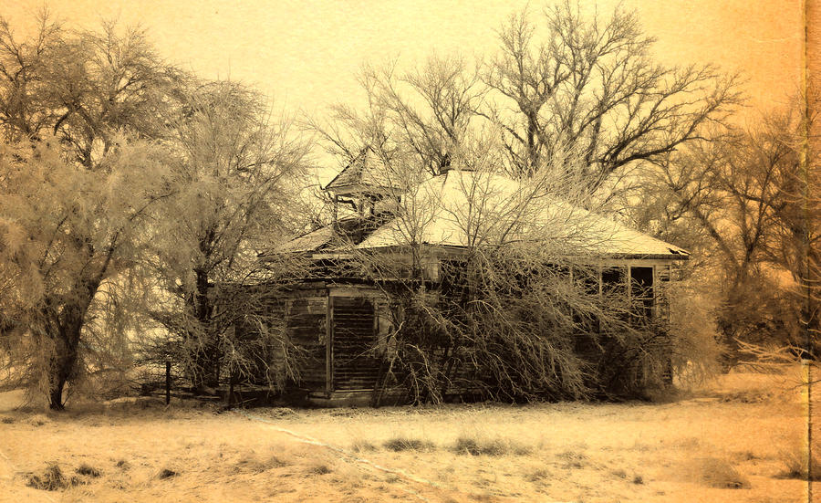 Old School House Photograph