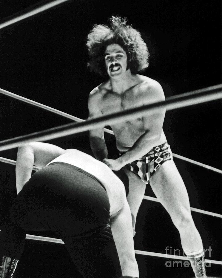 Old School Wrestling Pyrography