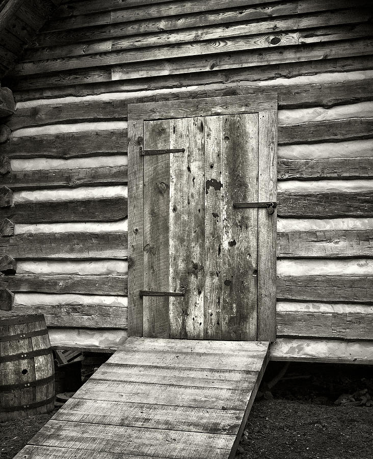 Old Shed Photograph