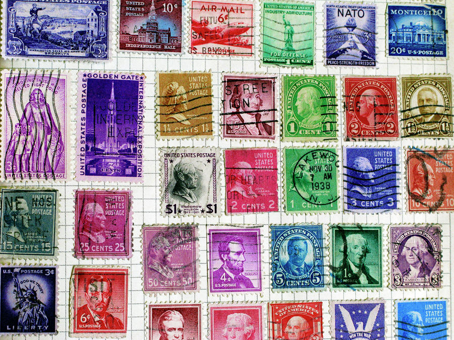 Old Stamps 68