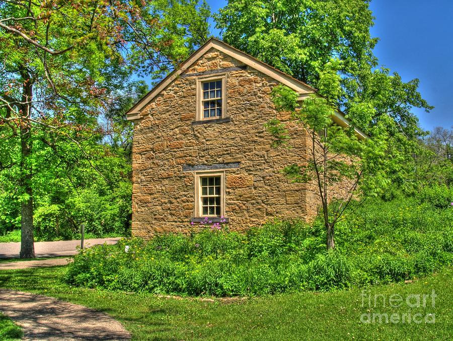 Old Stone House I Photograph