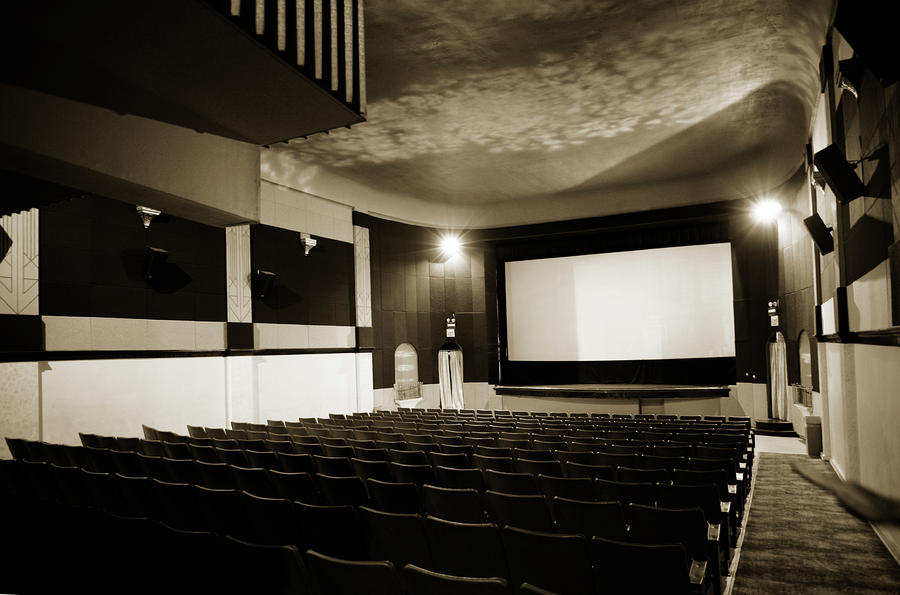 Old Theater 2 Photograph