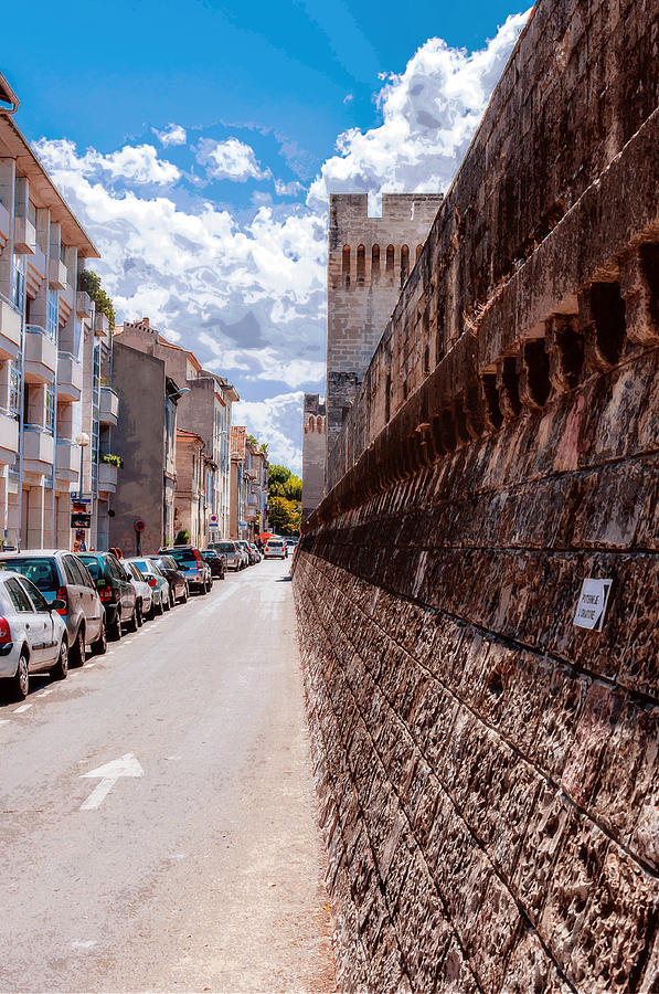 Old Town Wall Photograph  - Old Town Wall Fine Art Print