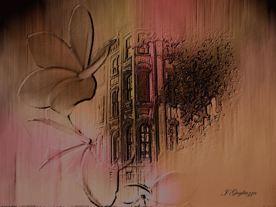 Old Towne Digital Art