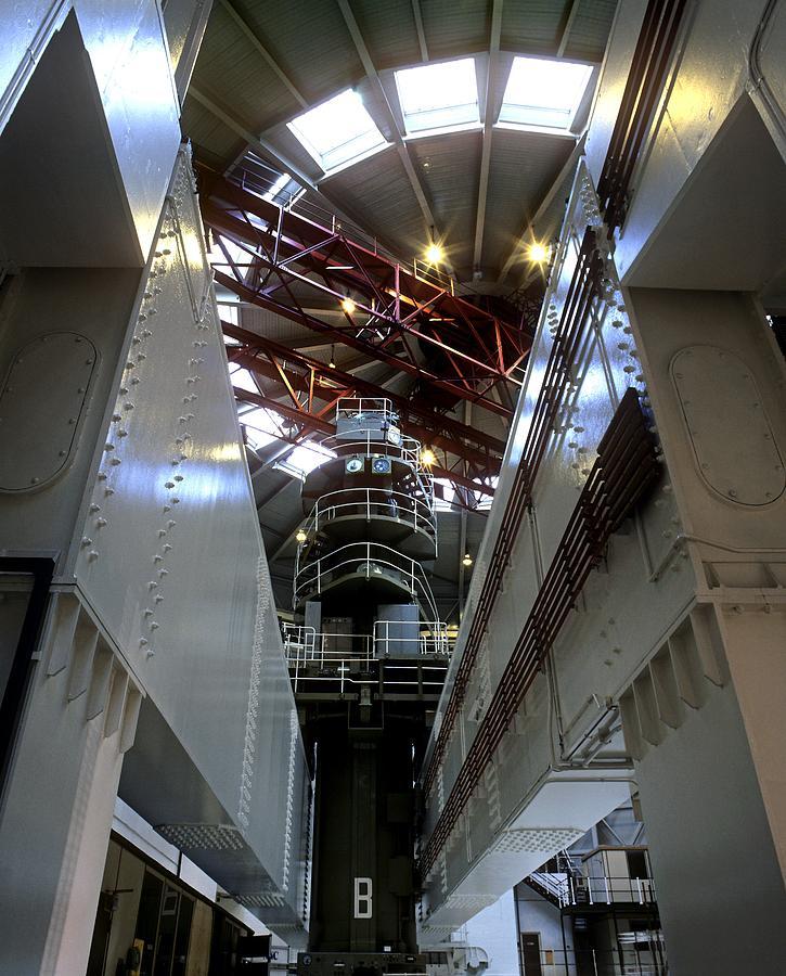 Oldbury Nuclear Power Station Photograph