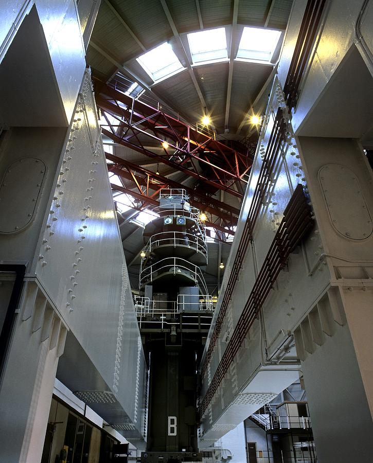 Oldbury Photograph - Oldbury Nuclear Power Station by Martin Bond