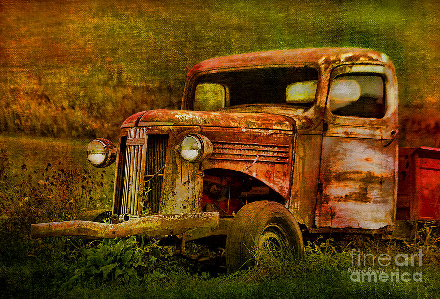 Olde But Not Forgotten Photograph  - Olde But Not Forgotten Fine Art Print