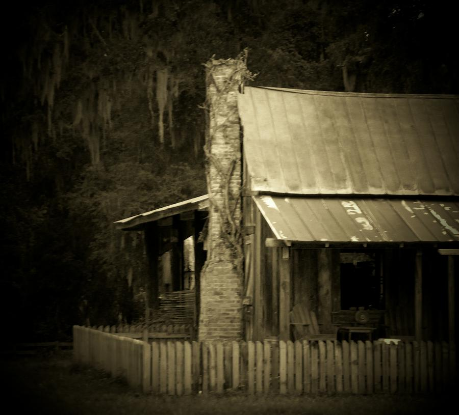 Ole Marsh Homestead Photograph