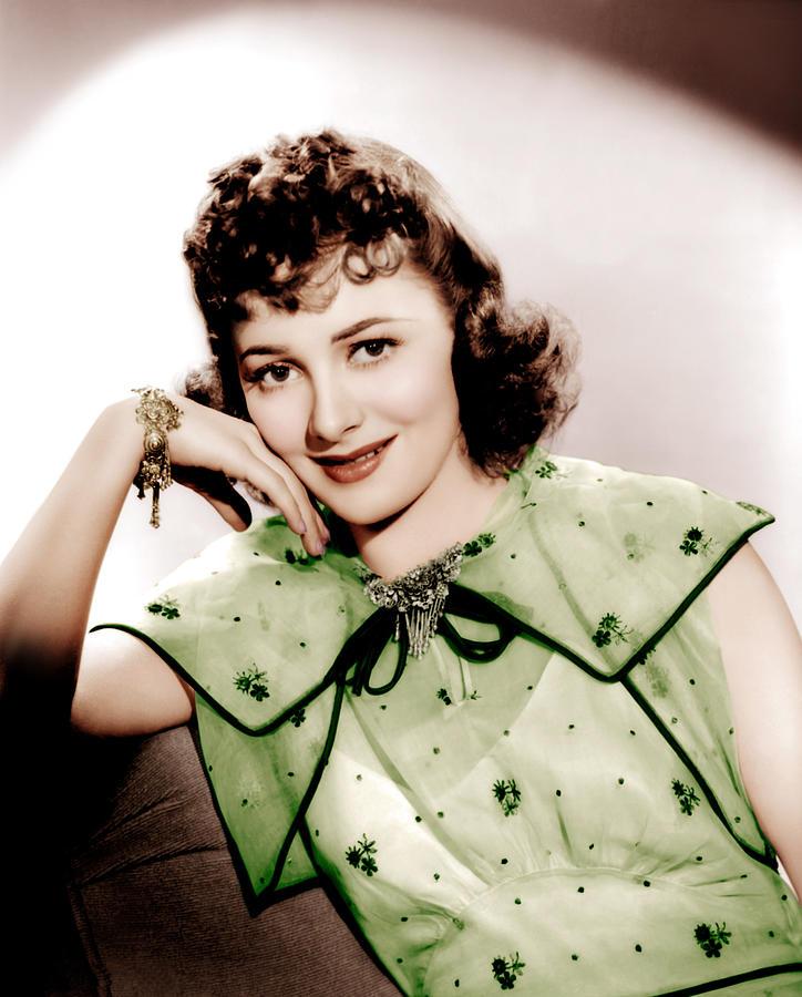 Olivia De Havilland, Ca. 1938 Photograph