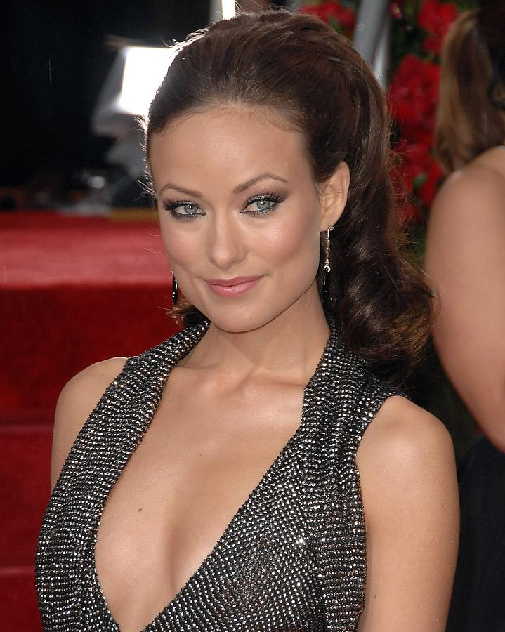 Olivia Wilde At Arrivals For The 67th Photograph  - Olivia Wilde At Arrivals For The 67th Fine Art Print