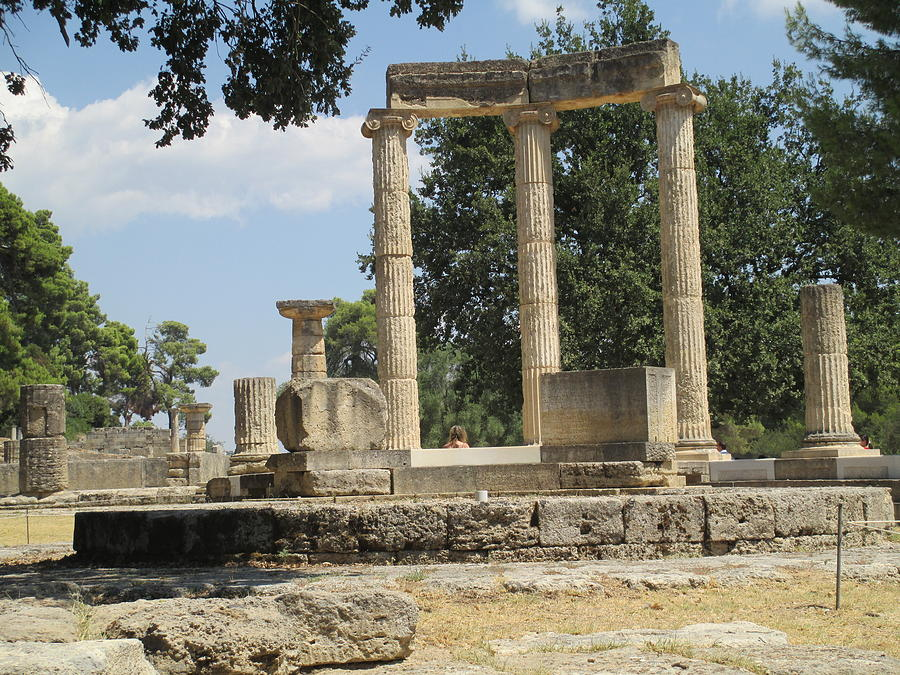 Olympia Greece  city photos gallery : Olympia Greece is a photograph by Elaine Haakenson which was uploaded ...