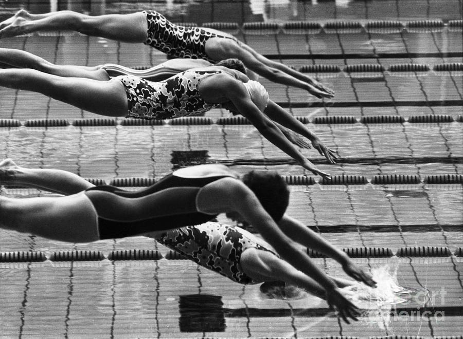 Olympic Games, 1972 Photograph  - Olympic Games, 1972 Fine Art Print