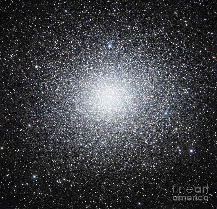 Omega Centauri Or Ngc 5139 Photograph