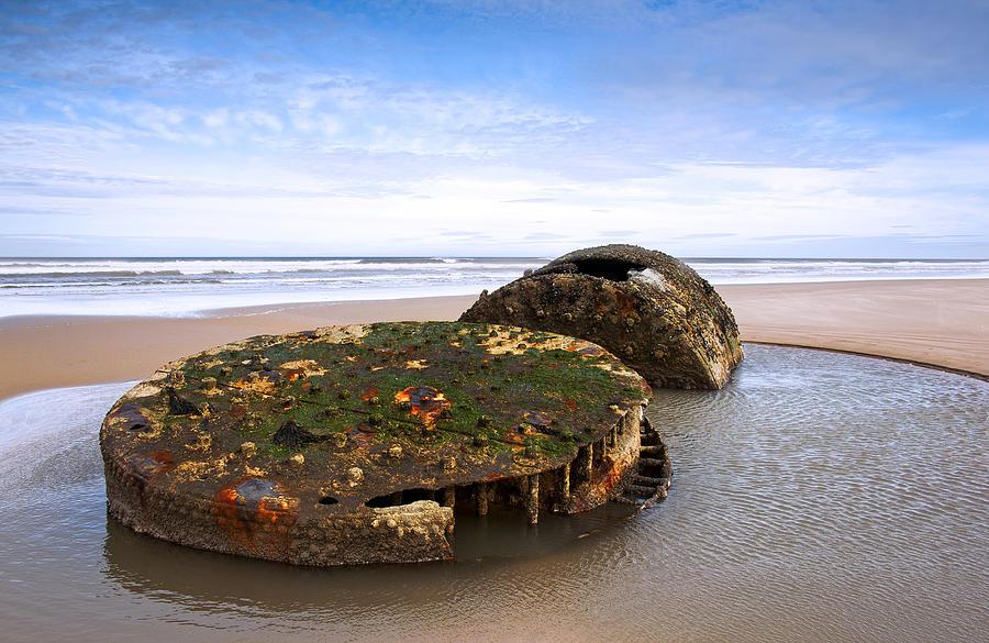 Bay Photograph - On A Beach by Svetlana Sewell