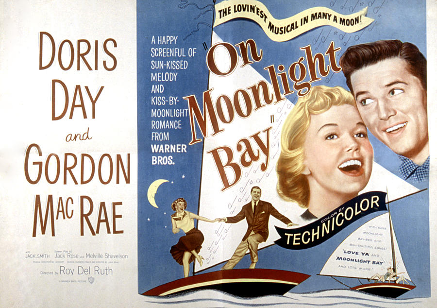 Doris Day on moonlight bay