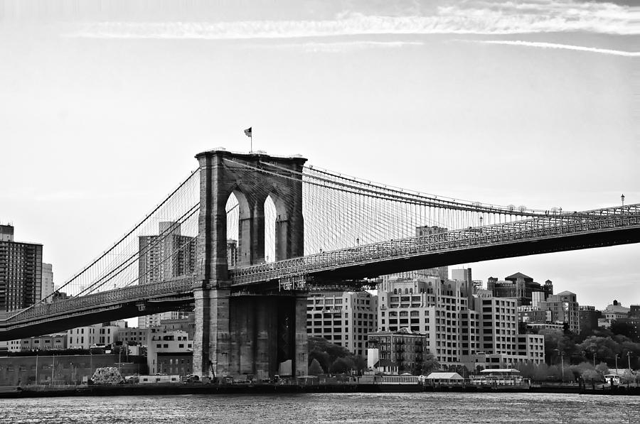 On The Brooklyn Side Photograph  - On The Brooklyn Side Fine Art Print