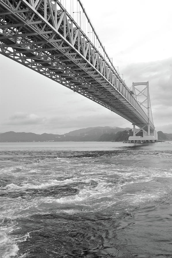 Onaruto Bridge Photograph