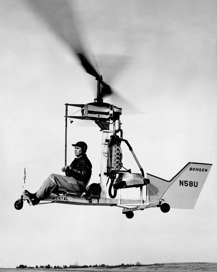 Helikoptermann