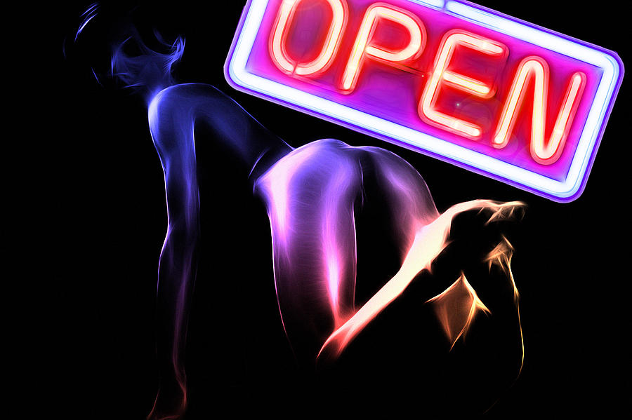 Open For All Digital Art