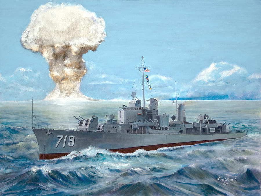 Operation Castle Painting