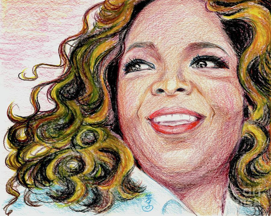 Oprah Winfrey Drawing