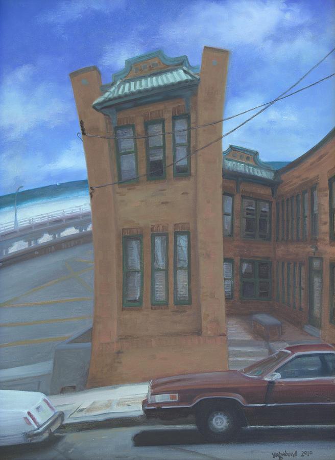 Oriental Avenue Painting