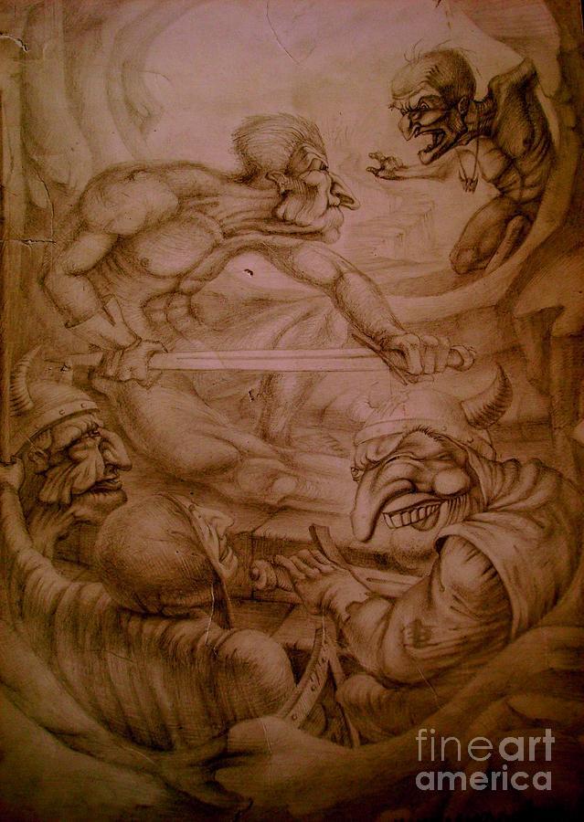 Ork Painting