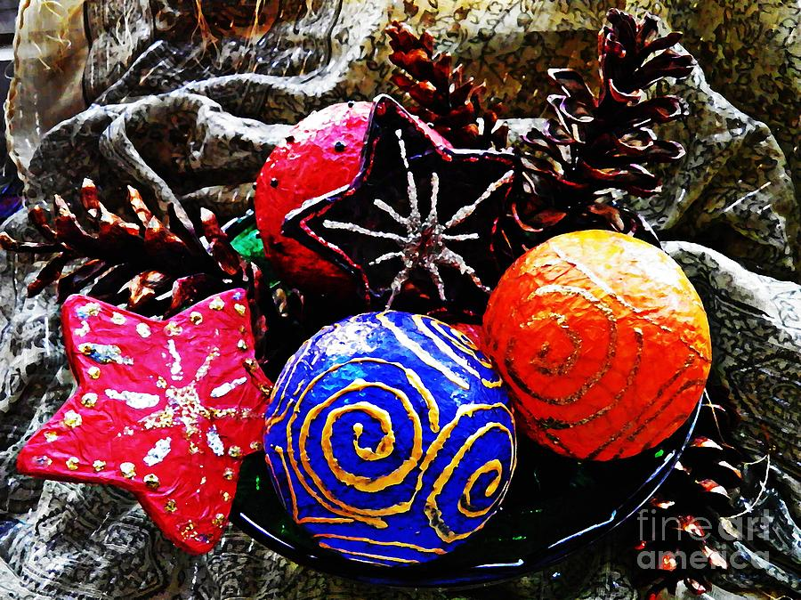 Ornaments 7 Photograph  - Ornaments 7 Fine Art Print