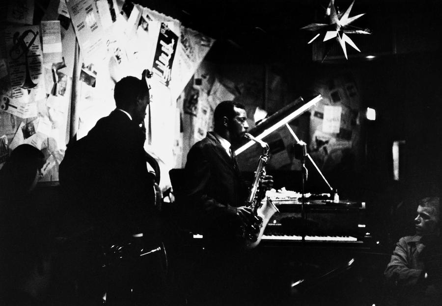 Ornette Coleman (1930-) Photograph