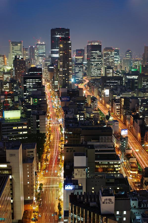 Osaka Photograph