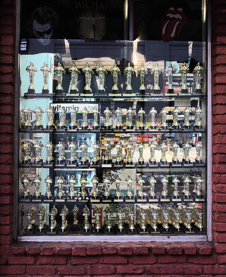 Oscar For Sale Photograph  - Oscar For Sale Fine Art Print