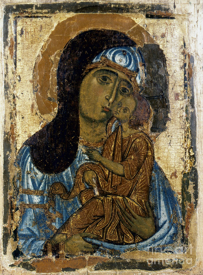 Our Lady Of Tenderness Photograph