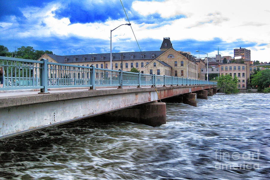 Over The Fox River Photograph